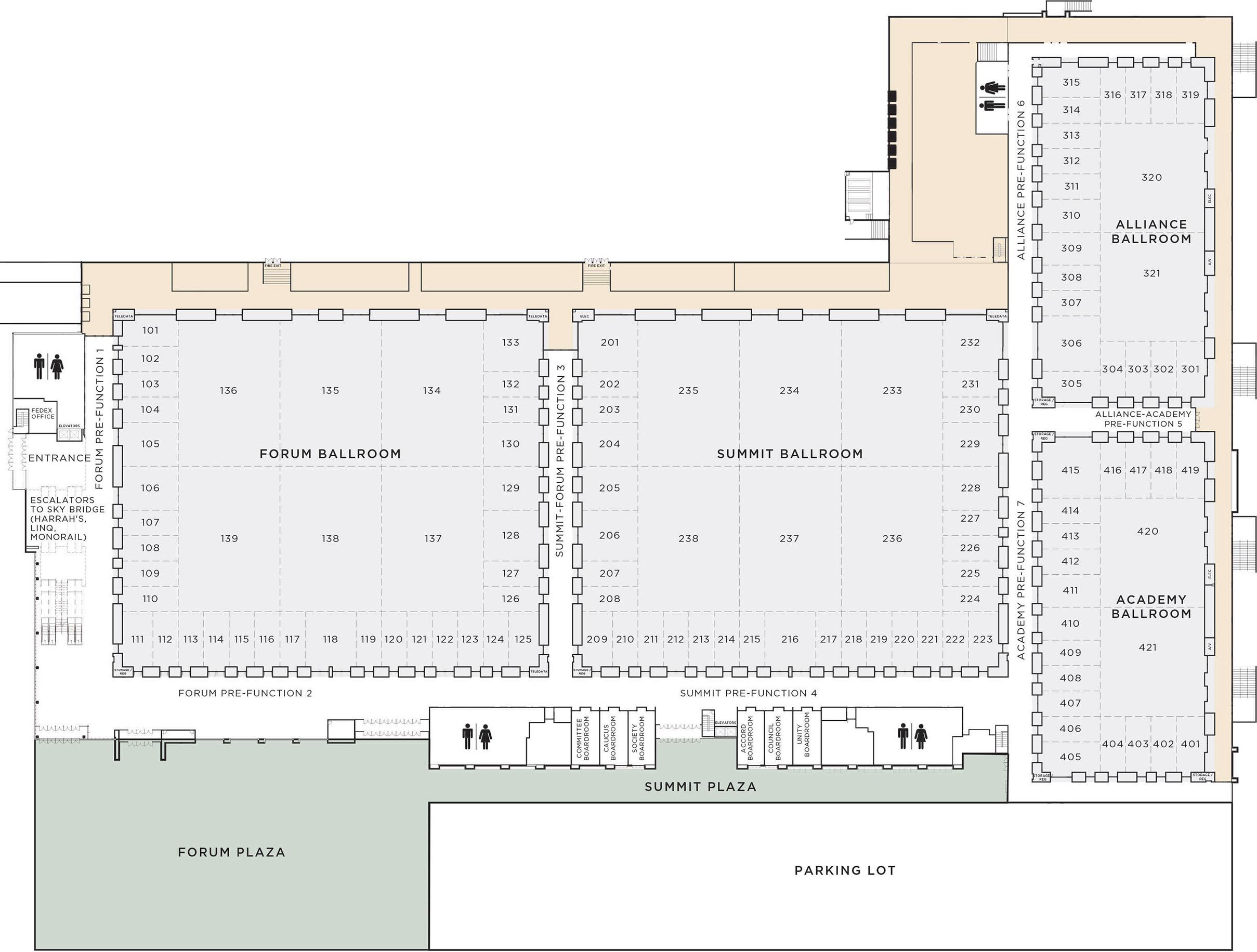 Wwin 2021 las vegas | caesars forum floor plan | wwin 2021 | womenswear in nevada